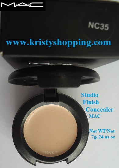 Corrector MAC Studio Finish NC35